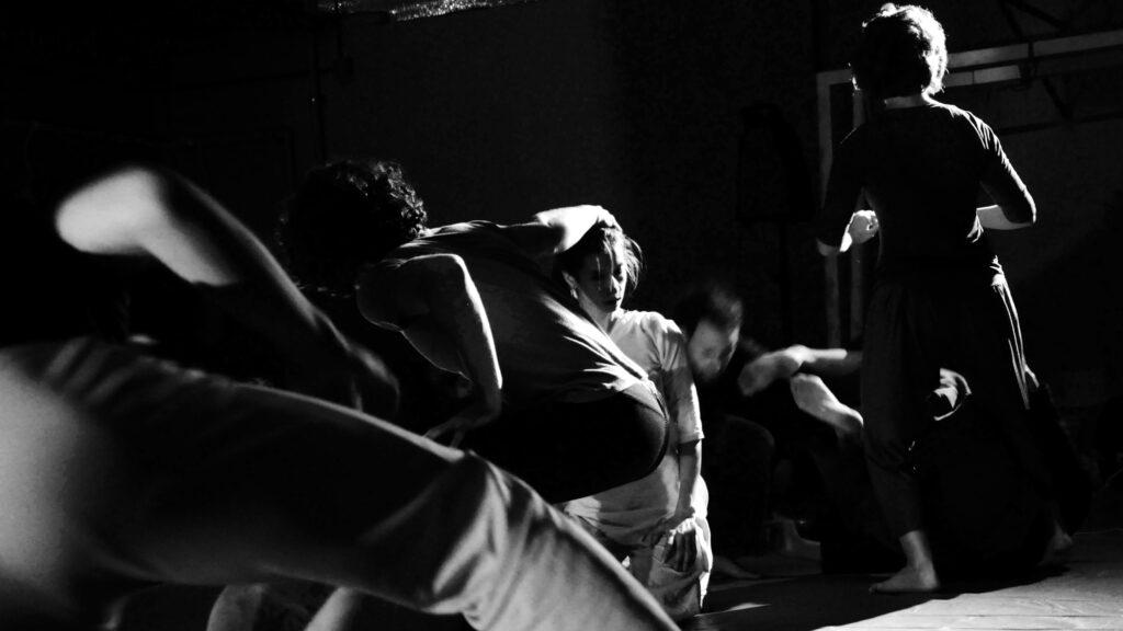 Ciclo de Performances e Improvisación en escena